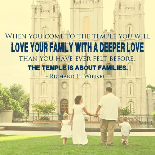 82 best images about temple quotes on pinterest for Family quotes lds