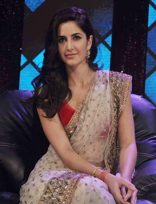 Katrina Kaif sizzles in saree