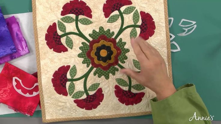 Learn Machine Applique w/Annie Smith -- an Annie's Online Class. Order here: https://www.anniescatalog.com/onlineclasses/detail.html?code=QAV02&cat_id=1326