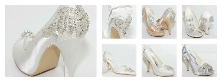 Diadema Bridal Shoes Range