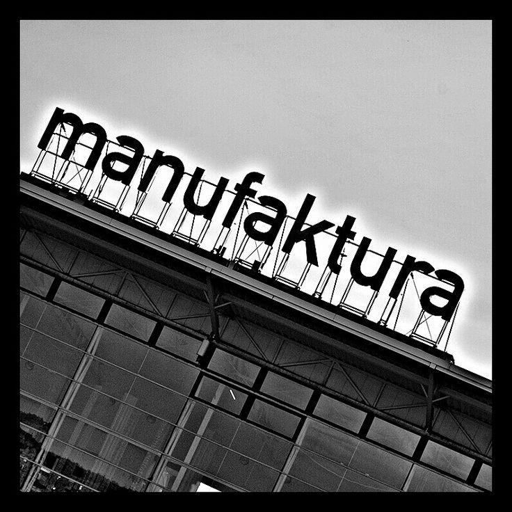 Łódź - Ziemia Obiecana - Manufaktura