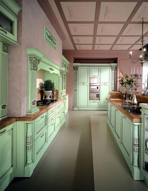 Модульные кухни эконом-класса: 70 бюджетных решений для стильного и функционального окружения http://happymodern.ru/modulnye-kuxni-ekonom-klassa-poelementno/ Кухня Solaria от Tomassi (Италия), которая за счет множества декоративных доборов и вставок вписывается в любое помещение с самой сложной конфигурацией