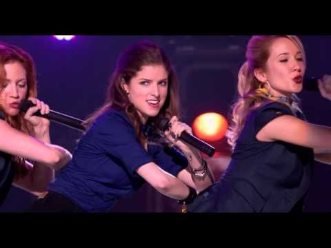 Pitch Perfect Bellas final performance.  Love. it.