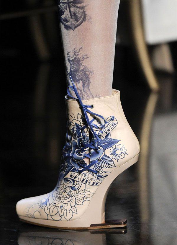 Jean Paul Gaultier Spring 2012 Ready to Wear