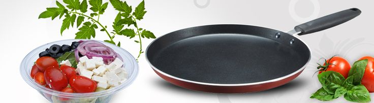 #Rallison #NonStick #Tawa #Cookwares Buy Rallison Non-Stick Tawa Cookware's Online from leading Non Stick Frying Pan Manufacturer at lowest prices in Bangalore India. Browse the latest Rallison Non-Stick Cookware products.