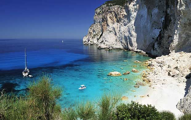 I've had a love affair with Greece for over thirty years. The culture, the exquisite food, the people, the history, the idyllic beaches and wild forests... Paxos offers the lot.