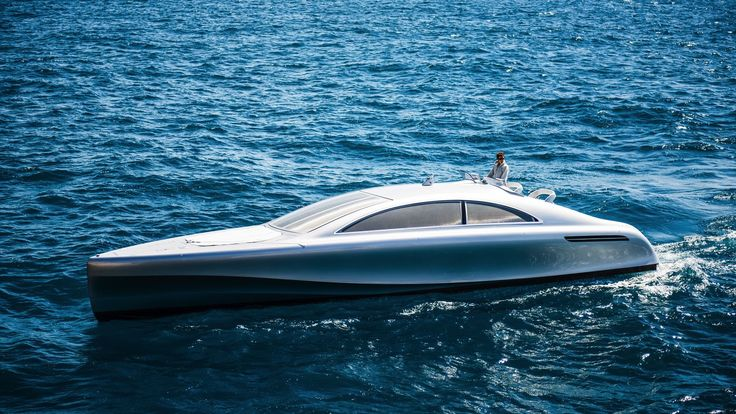 This Mercedes yacht company's first will run you $1.3M