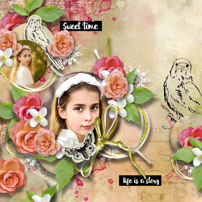 Serenity by Aude Florju- Designs http://digital-crea.fr/shop/index.php… I used the Template nr 2, from Pat Scrap Foto: Beautiful Emi-mily fotografie ! ©InadigitalArt2017. Templates 29 by Pat's Scrap http://digital-crea.fr/shop/index.php… http://www.digiscrapbooking.ch/shop/index.php…