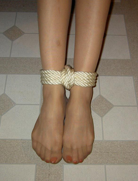 Think, that pantyhose platform sandal bondage topic