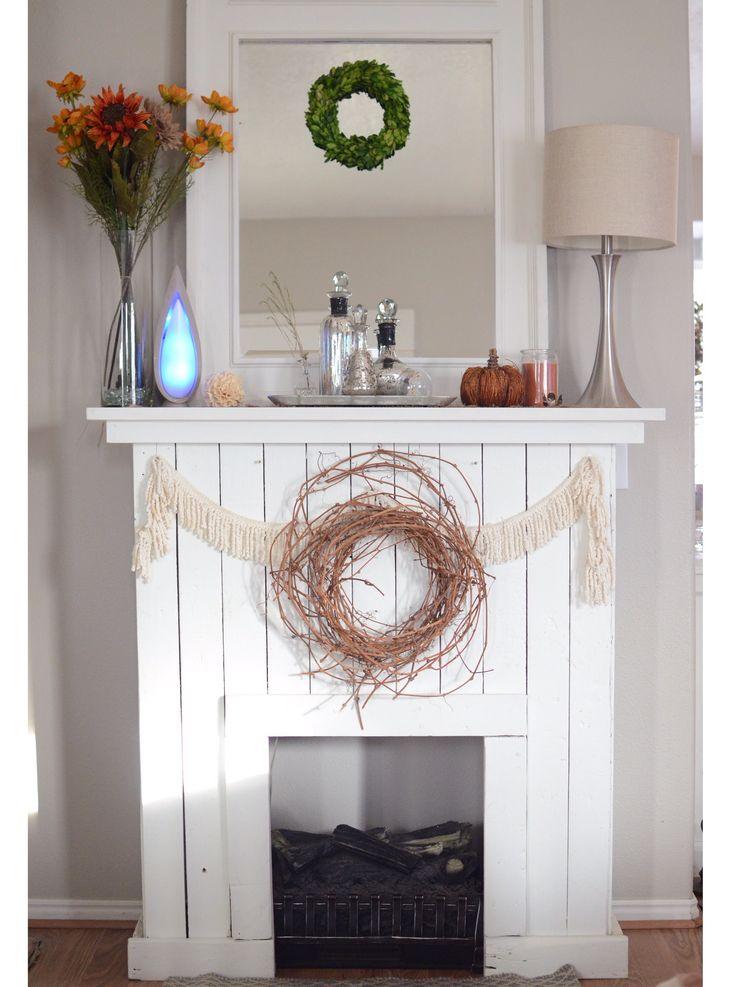 Best 25+ Faux fireplace ideas on Pinterest | Fake ...