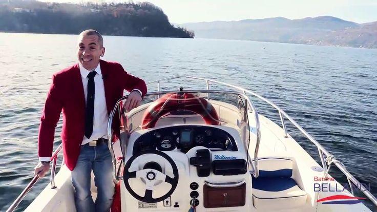 Rancraft Millennum 19.20 barca usata solo in Lago [ Prova in acqua]