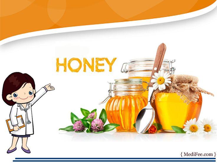 #Honey health benefits by #medifee