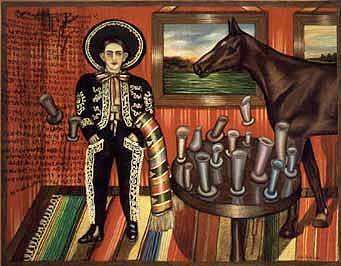 """Llamamos """"neomexicanos"""" a los artistas que trabajaron durante los años 80 pintura figurativa de gran formato sobre temas estereotipados de la cultura mexicana, construyendo una noción novedosa de un nacionalismo postrevolucionario. El término fue acuñado por la historiadora de arte mexicano, Teresa del Conde.  Los neomexicanos aprovechan los clichés de lo nacional para cuestionarse, […]"""