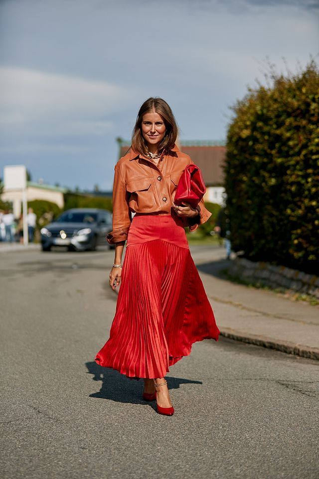 These 7 Colors Are Now Trending, Courtesy of the Street Style Set (WhoWhatWear.com)