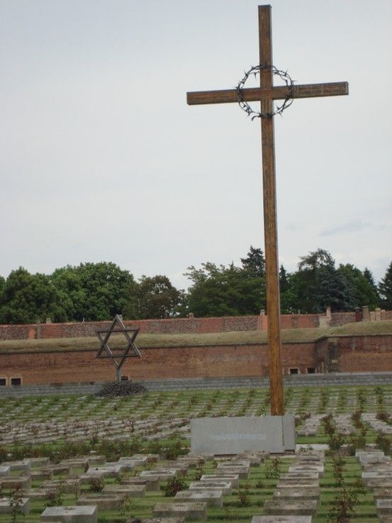 terezin concentration camp cemetary