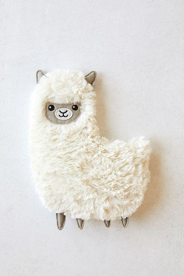 Huggable Llama Cooling Heating Pad Urban Outfitters Llama
