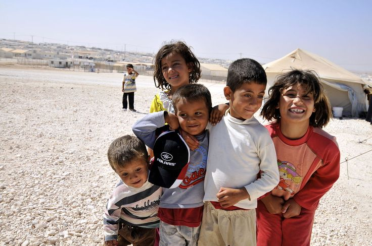 Zaatari refugee camp, Jordan (3) - Refugees of the Syrian Civil War - Wikipedia, the free encyclopedia