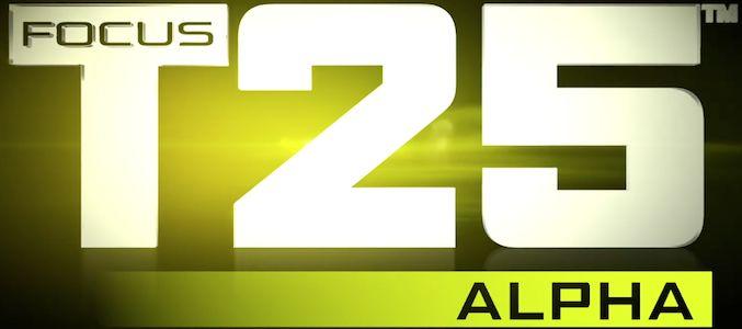 Focus T25 Workout Schedule | Alph, Beta, Gamma T25 Workout Schedule