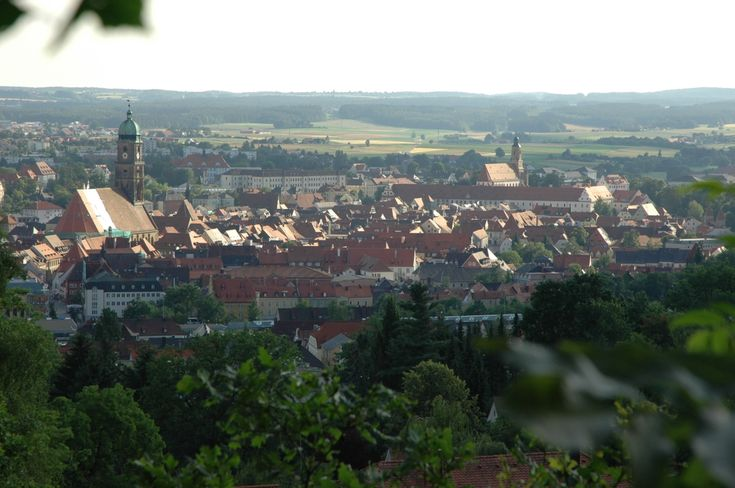 Amberg, Bavaria, Germany...where my ancestry takes place