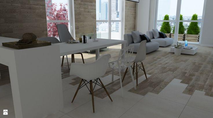Salon styl Skandynawski - zdjęcie od Nasciturus design - Salon - Styl Skandynawski - Nasciturus design