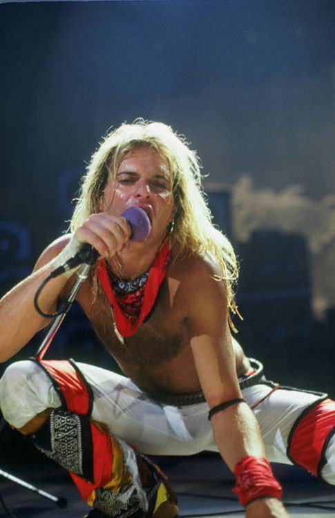 David Lee Roth, Van Halen