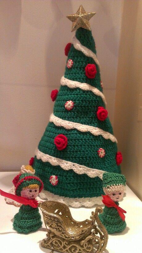 Navidad tejida