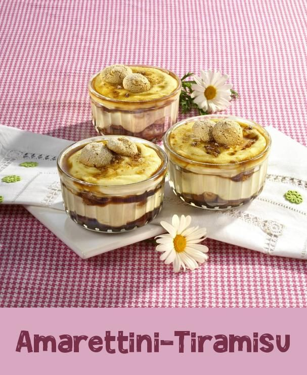 Amarettini Tiramisu In 2020 Food Mini Cheesecake Desserts