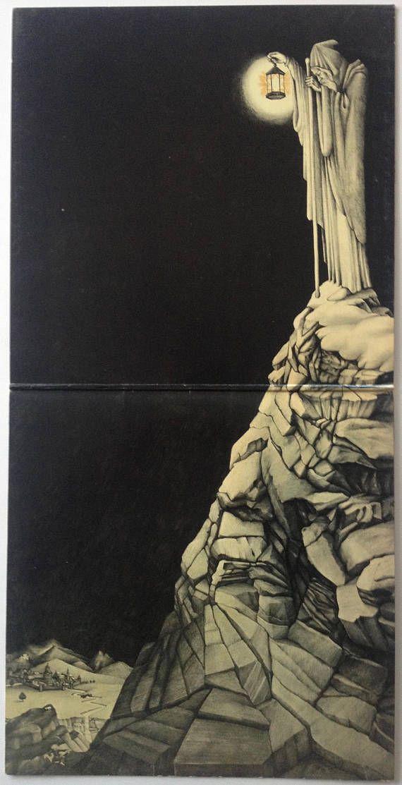 Led Zeppelin IV LP Vinyl Record Album Atlantic SD 7208
