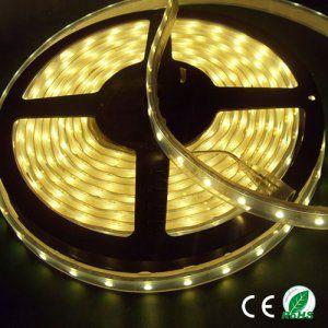 פס לדים IP44 אור לבן חם - לשימוש פנים ledsystem.co.il - תאורה יפה לסביבה