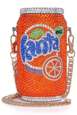 THE GOOD PRACTICE Fanta Clutch