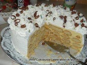 Malakov torta sütés nélkül