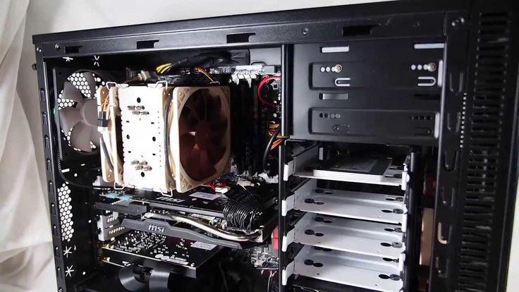 Fractal Design Define R4 / R3 Silent CPU Case Review