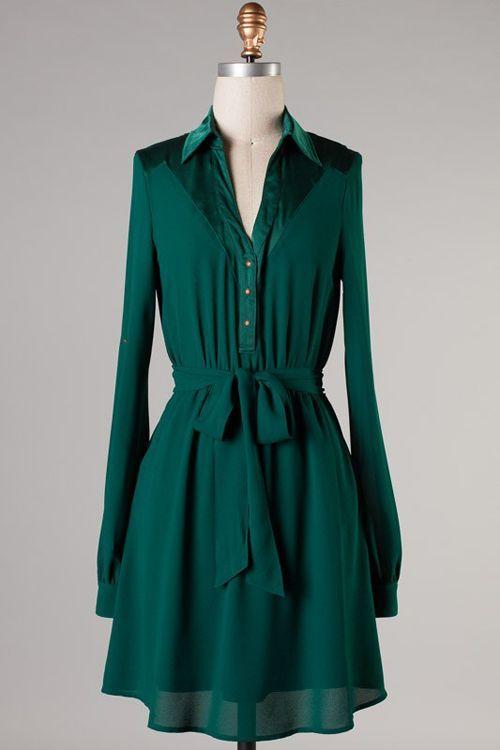 emerald green | Wardrobe | Fashion, Dresses, Fashion ...