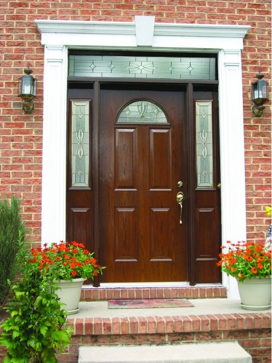 HMI Doors manufactures steel and fiberglass entry doors. Our front doors are energy efficient secure and sturdy without sacrificing beauty. & 176 best Doors images on Pinterest   Architecture Door design and ... pezcame.com