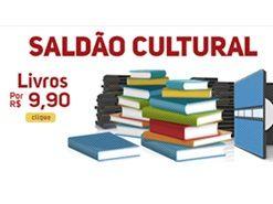Mais de 60 livros podem ser encontrados por até R$ 9,90 na promoção do site do Walmart.