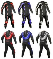Rjays Race Suit - 1 piece Nice in blue, not a bad price $700 http://www.mcas.com.au/motorcycle-clothing-leather-mens/rjays-rs-suit