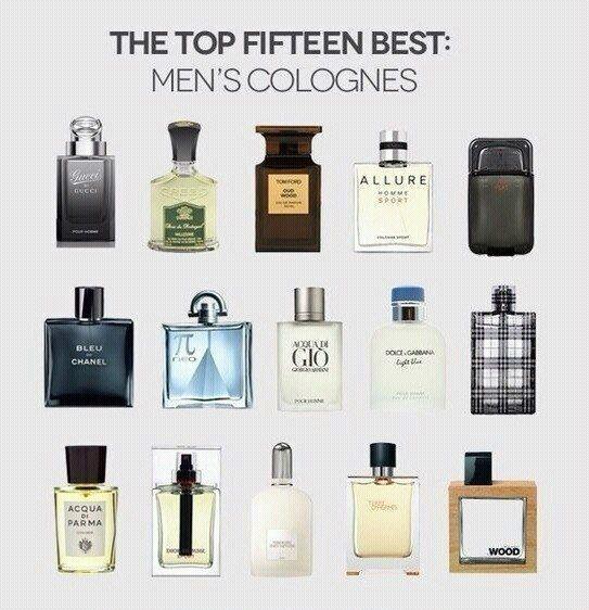 15 лучших мужских ароматов