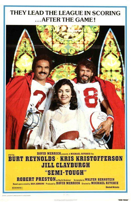 Watch Semi-Tough 1977 Full Movie Online Free