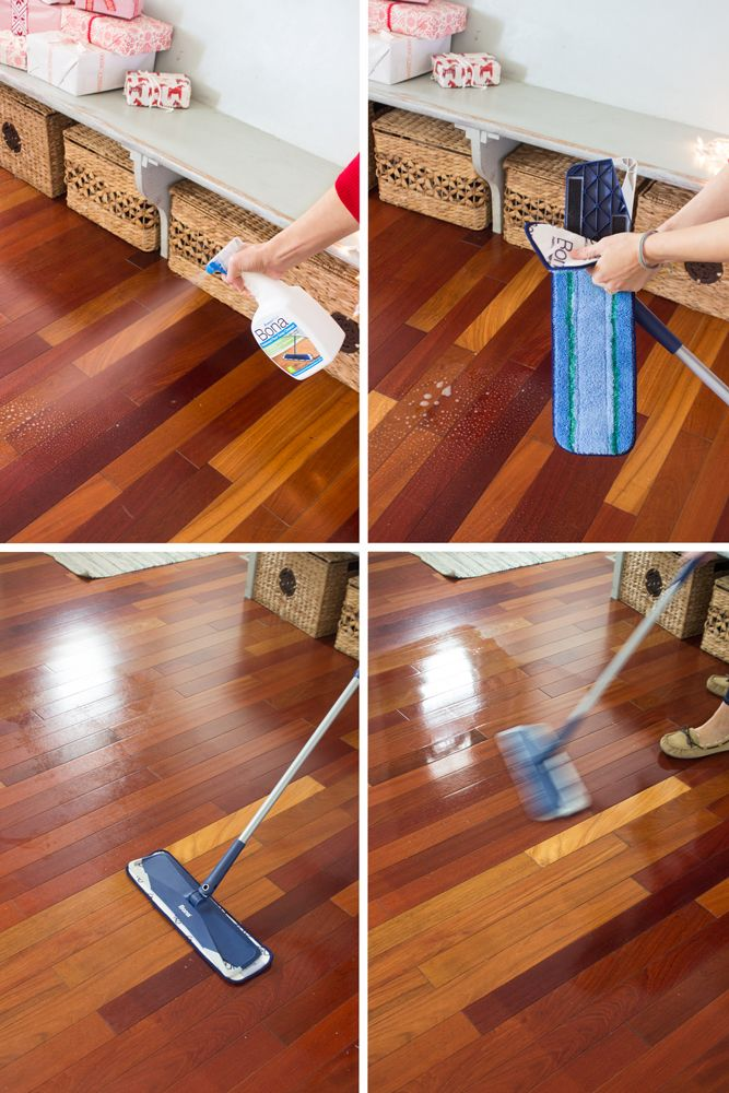 Deep Cleaning Hardwood Floors Shades Of Blue Interiors Clean Wood
