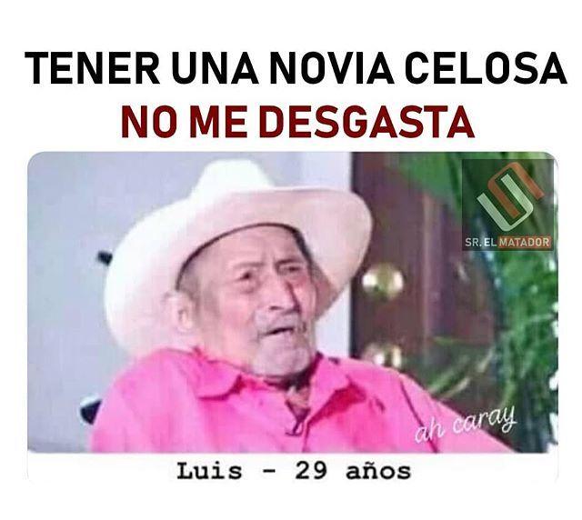 Todo Fresco Novia Novio Noviacelosa Celos Amor Amores Srelmatador Srelmatador Http Www Srelmatador Com Foto New Memes Comedy Memes Cowboy Hats
