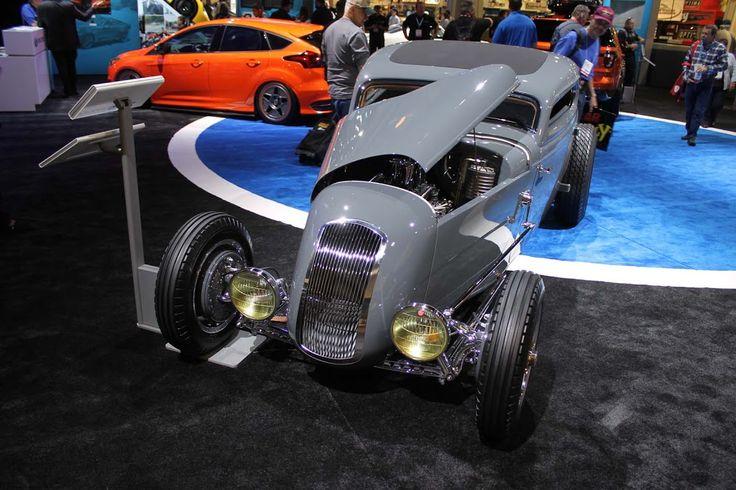 "1933 Ford ""Dry Lakes"" 3 Window Coupe by Wayne Halabura ..."