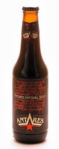 Antares Stout Imperial  #beer #1001beers #argentina