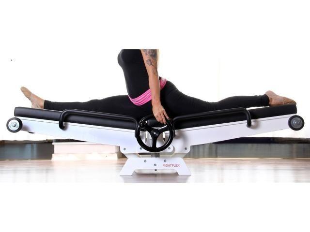 split stretcher machine