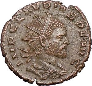 Claudius II Gothicus 268AD Ancient Roman Coin