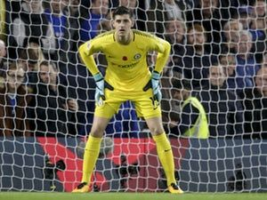 Thibaut Courtois: 'Fans booing does not help Chelsea players'