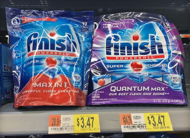 New Finish Coupons! Cheap Tablets at Walmart!
