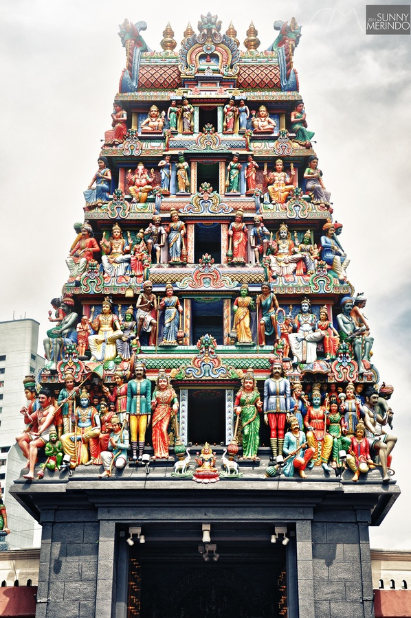Sri Mariamman Temple - Kuala Lumpur
