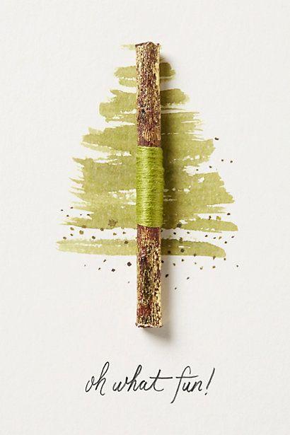 Oh Tannenbaum Weihnachtskarte