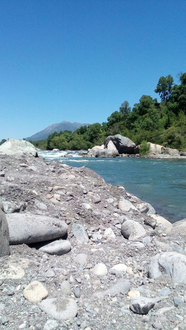 San Fabian de Alico, VIII Región del BioBio. Chile