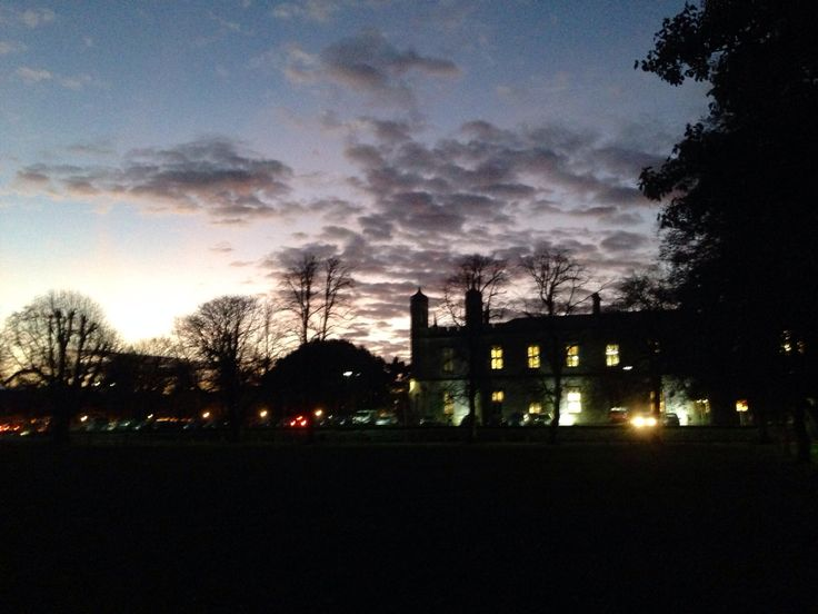 Twilight at NUI Galway